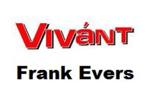 Vivant Frank Evers uit Hillegom
